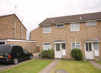 Thumbnail 2 bed semi-detached house to rent in Betjeman Avenue, Royal Wootton Bassett, Wiltshire
