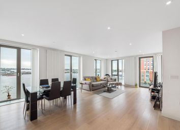 3 bed flat for sale in Kelson House, Royal Wharf, London E16