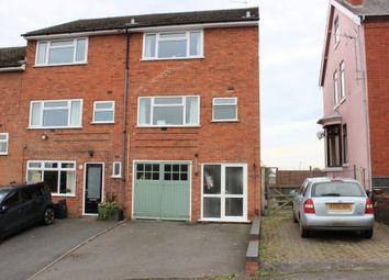 Thumbnail 4 bed end terrace house for sale in Blackberry Lane, Halesowen