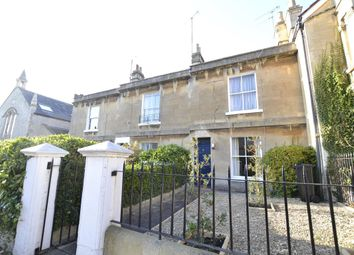 Thumbnail 2 bed terraced house for sale in Trafalgar Road, Bath