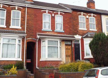 Thumbnail 3 bedroom terraced house to rent in Warwards Lane, Selly Oak, Birmingham