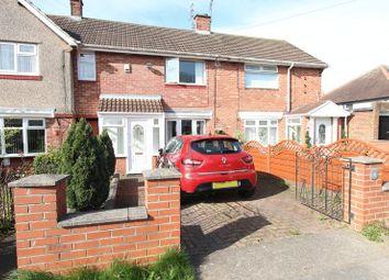 Thumbnail 2 bed semi-detached house for sale in Grindon Court, Grindon, Sunderland