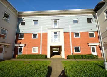 Thumbnail 2 bed flat to rent in Little Grebe House, Wraysbury Drive, West Drayton