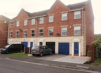 Thumbnail 3 bed town house for sale in Lock Keepers Court, Victoria Dock, Hull