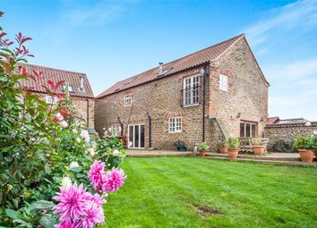 Thumbnail 3 bed detached house for sale in Normanby Road, Thealby, Scunthorpe