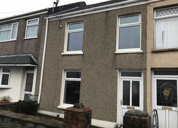 Thumbnail 3 bedroom terraced house for sale in Mansel Road, Bonymaen, Swansea