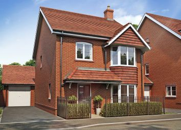 Thumbnail 4 bed detached house for sale in The Edington, Corunna, Inkerman Lane, Aldershot, Hampshire