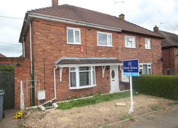 Thumbnail 3 bedroom semi-detached house for sale in Henderson Grove, Longton, Stoke-On-Trent