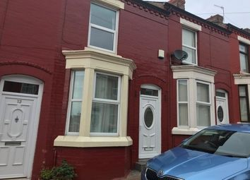 Thumbnail 2 bed property to rent in Draycott Street, Liverpool