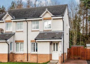 Thumbnail 3 bed semi-detached house to rent in Munnoch Way, Plean, Stirlingshire