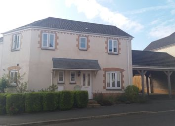 Thumbnail 3 bed terraced house to rent in Head Weir Road, Cullompton