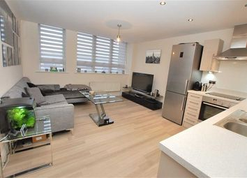 Thumbnail 2 bed flat for sale in Skyline House, Stevenage, Herts