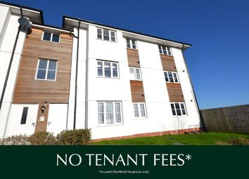 Thumbnail 2 bed flat to rent in The Rydons, Exeter, Devon