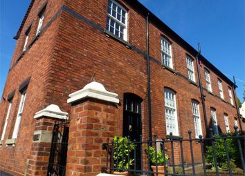 Thumbnail 4 bed detached house for sale in Monk Street, Tutbury, Burton-On-Trent, Staffordshire