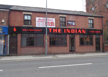 Thumbnail Restaurant/cafe for sale in The Indian Restaurant, Chapel Street, Leigh