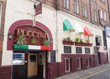 Thumbnail Restaurant/cafe for sale in Puccini, 29 Pudding Chare, Newcastle City Centre