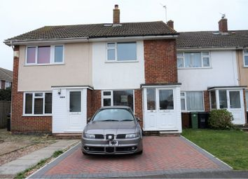 3 bed terraced house for sale in Percival Road, Eastbourne BN22