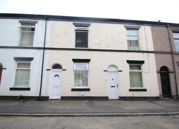 Thumbnail 2 bedroom terraced house for sale in Hornby Street, Bury