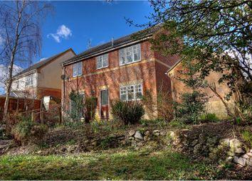 Thumbnail 4 bedroom detached house for sale in Bramble Court, Fakenham