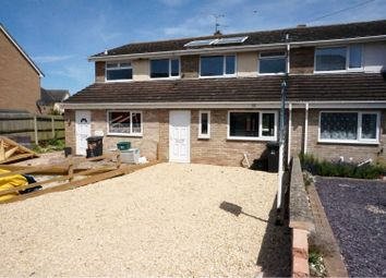 Thumbnail 3 bed terraced house for sale in Pennys Meade, Ilminster