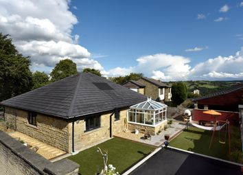 Thumbnail 3 bed detached bungalow for sale in Butternab Road, Beaumont Park, Huddersfield