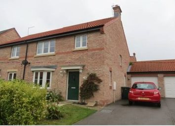 Thumbnail 3 bed property to rent in Brindle Way, Malton