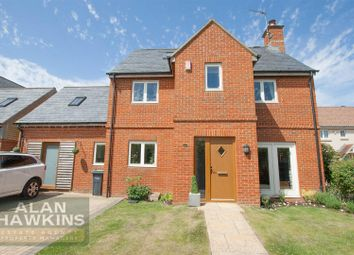 Thumbnail 5 bed detached house for sale in Brooklands, Royal Wootton Bassett, Swindon