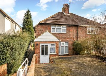 Thumbnail 3 bed semi-detached house to rent in Bowerdean Road, High Wycombe