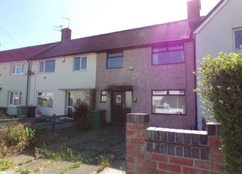 Thumbnail 3 bed terraced house for sale in Glenloch Drive, Clifton, Nottingham, Nottinghamshire