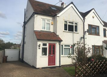 Thumbnail 4 bed semi-detached house for sale in Kent Road, Longfield, Kent