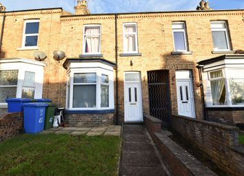 Thumbnail 4 bedroom terraced house for sale in West Bank, Scarborough
