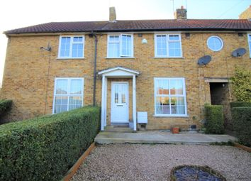 Thumbnail 3 bedroom end terrace house for sale in Gainswood, Welwyn Garden City