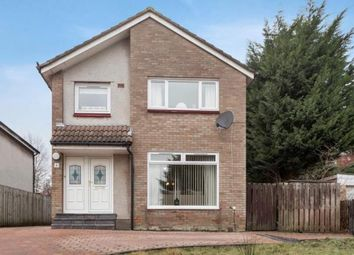Thumbnail 3 bed detached house for sale in Thorniecroft Drive, Cumbernauld, Glasgow, North Lanarkshire