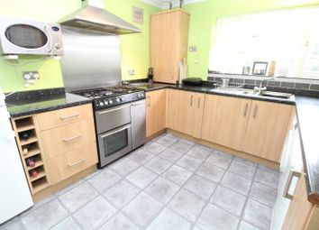 Thumbnail 3 bed flat for sale in Kennet Drive, Bletchley