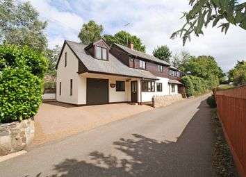 Thumbnail 4 bed cottage for sale in Glasshouse Lane, Exeter