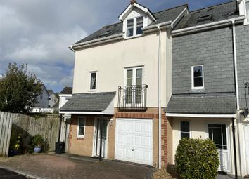 Thumbnail 2 bed semi-detached house for sale in The Square, Grampound Road, Truro