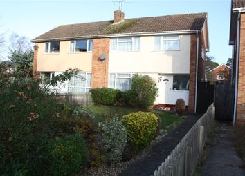 Thumbnail 3 bed semi-detached house to rent in Highgate Road, Woodley, Reading, Berkshire