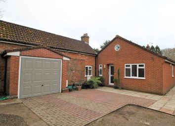 Thumbnail 2 bed detached bungalow for sale in Elsdon Lane, West Hill, Ottery St. Mary
