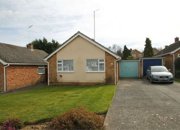 Thumbnail 2 bedroom detached bungalow for sale in Charlottes, Washbrook, Ipswich, Suffolk