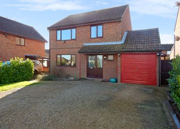 Thumbnail 4 bed detached house for sale in 62 Coney Hill, Beccles, Suffolk