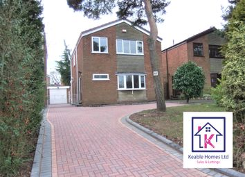 Thumbnail 3 bed detached house to rent in Old Penkridge Road, Cannock