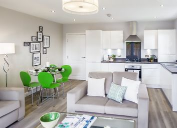 "Thumbnail 2 bed flat for sale in ""Alisa"" at Whimbrel Way, Braehead, Renfrew"
