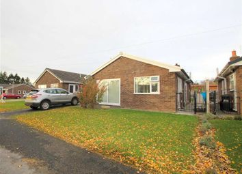 Thumbnail 2 bed detached bungalow for sale in Lon Yr Ysgol, Caerwys, Flintshire