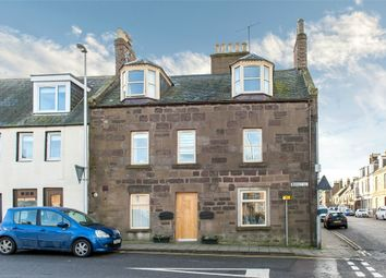Thumbnail 3 bed end terrace house for sale in Market Square, Inverbervie, Montrose, Aberdeenshire