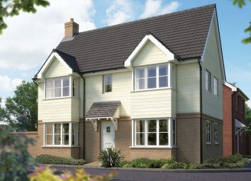 "Thumbnail 3 bed property for sale in ""The Sheringham"" at Kent, Maidstone"