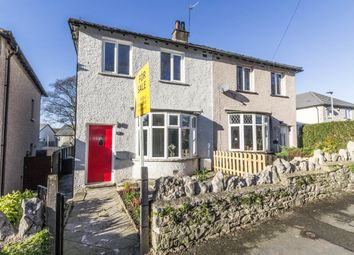 Thumbnail 3 bed semi-detached house for sale in Natland Road, Kendal, Cumbria
