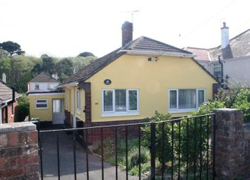Thumbnail 3 bedroom detached bungalow to rent in Lower Drive, Dawlish