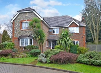 Thumbnail 5 bedroom detached house for sale in The Dell, Tadworth, Surrey