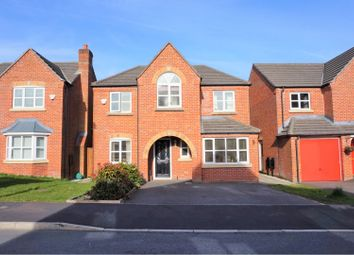 Thumbnail 4 bed detached house for sale in Aveley Gardens, Highfield, Wigan