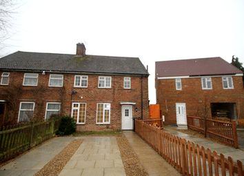 Thumbnail 4 bed semi-detached house for sale in Hillfield Road, Dunton Green, Sevenoaks